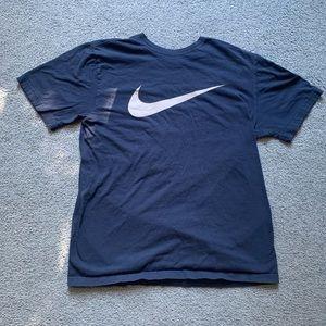 Nike Logo T-Shirt- Large